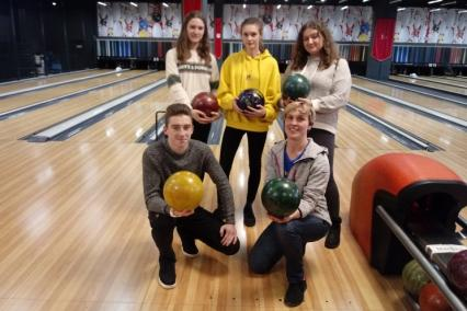 Professions promoting physical culture - bowling