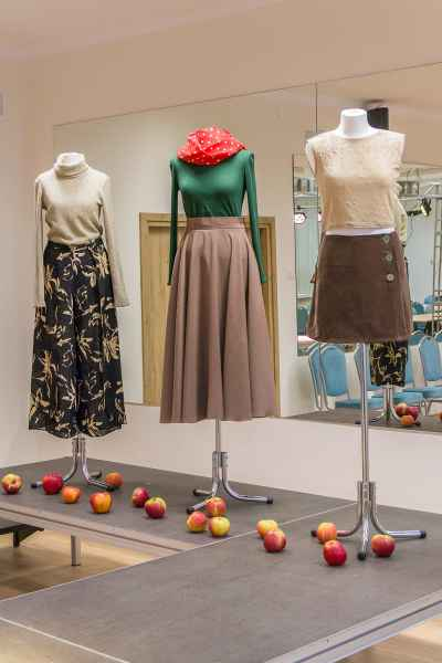 Kolekcja cztery pory roku - jesień